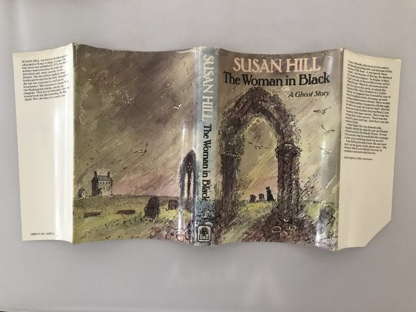 susan hill the woman in black signed first edition5