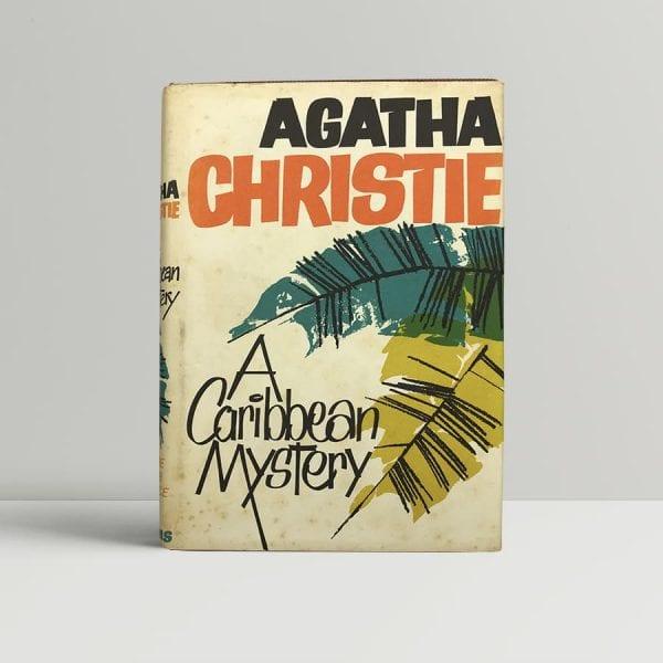 agatha christie a caribbean mystery first edition1