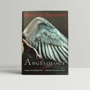 danielle trussoni angelology with signed bookplate1