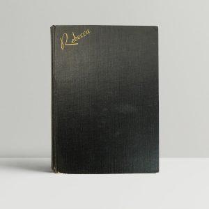 daphne du maurier rebecca first edition1
