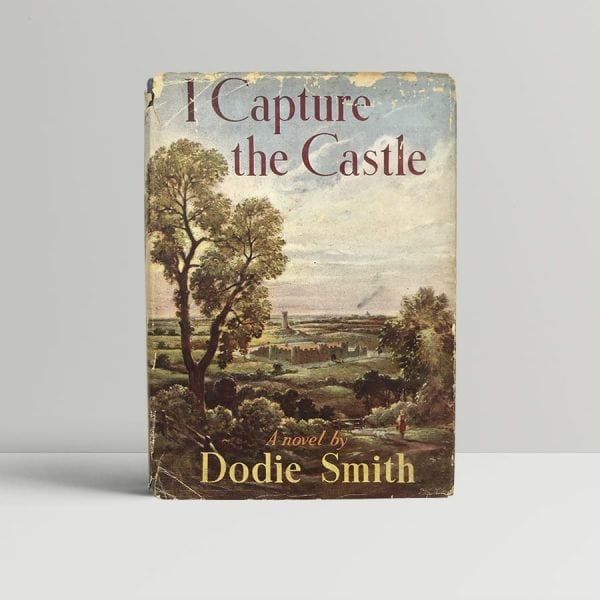 dodie smith i capture the castle first edition1