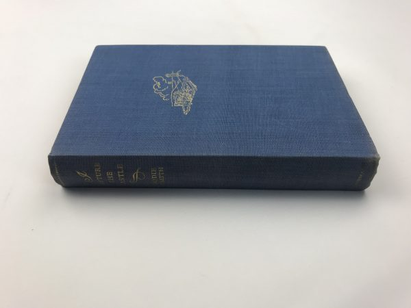 dodie smith i capture the castle first edition3