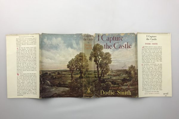 dodie smith i capture the castle first edition4