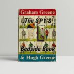 graham greene The spys bedside book first ed1