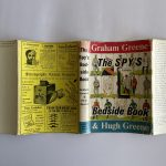 graham greene The spys bedside book first ed4