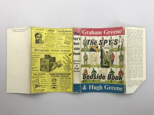 graham greene the spys bedside book first edition4