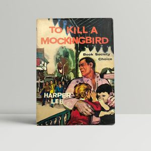harper lee to kill a mockingbird first edition1