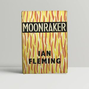 ian fleming moonraker second print1
