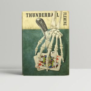 ian fleming thunderball first ed1