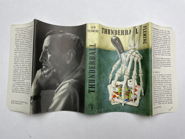ian fleming thunderball first ed4 2
