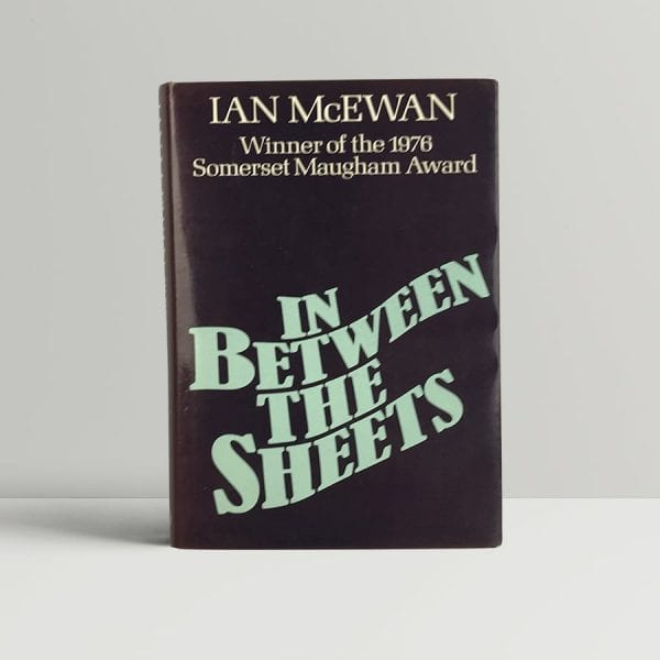 ian mcewan in between the sheets first edition1