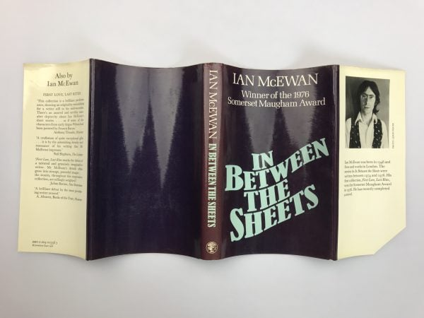 ian mcewan in between the sheets first edition4
