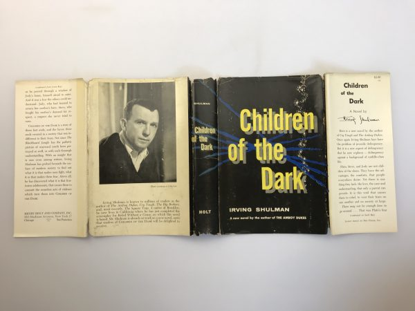 irving shulman children of the dark signed first edition5