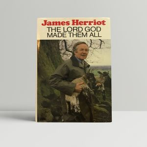 james herriot the lord god made them all signed first ed1