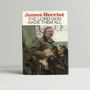 james herriot the lord god made them all signed first edition1