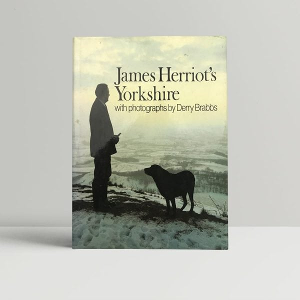 james herriot yorkshire signed first edition1