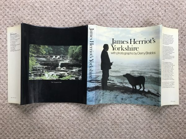 james herriot yorkshire signed first edition5