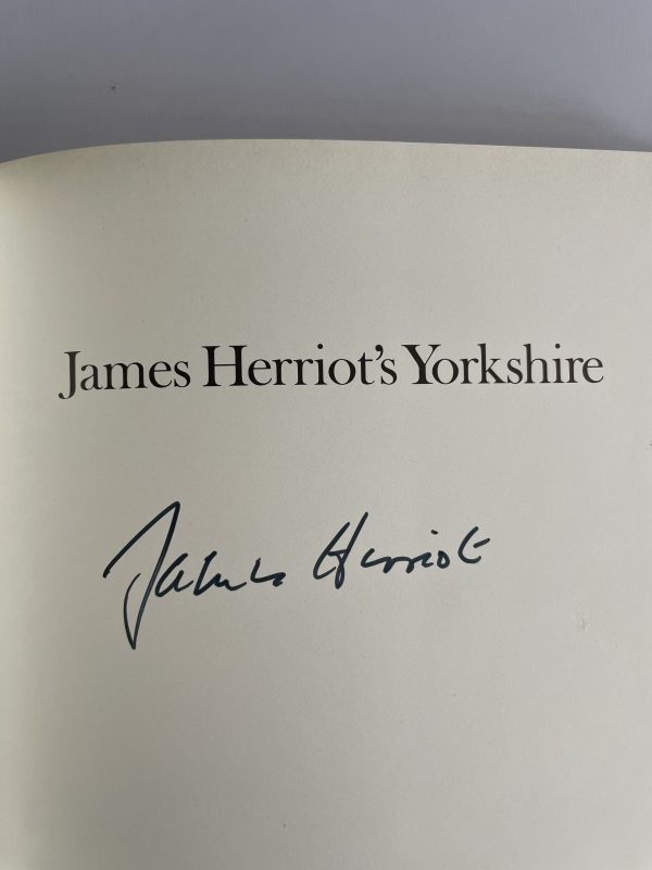 james herriots yorkshire first edition2