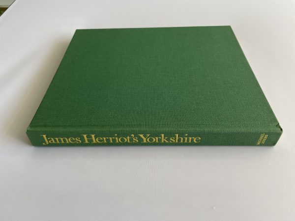 james herriots yorkshire first edition4
