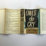 janet frame owls do cry first edition4