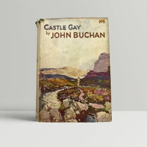 john buchan castle gay first edition1
