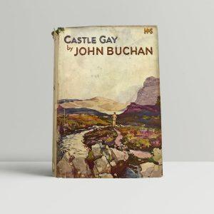 john buchan castle gay first edition1