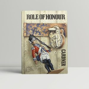 john gardner role of honour first edition1