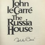 john le carre the russia house signed first edition2