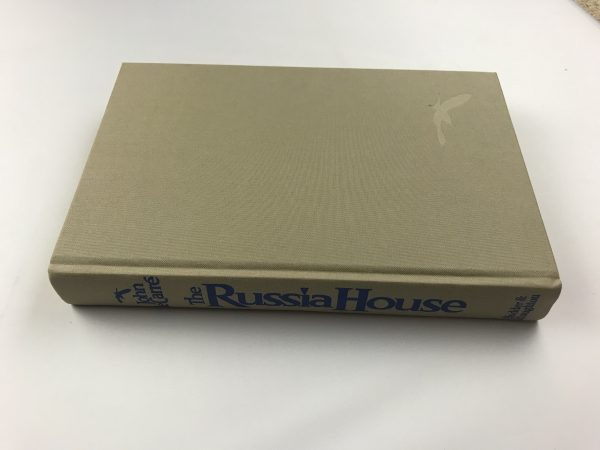 john le carre the russia house signed first edition4
