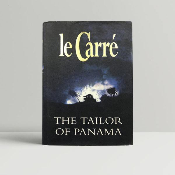john le carre the tailor of panama signed first edition1