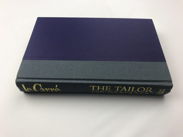 john le carre the tailor of panama signed first edition3
