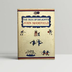 john masefield the box of delights first edition1