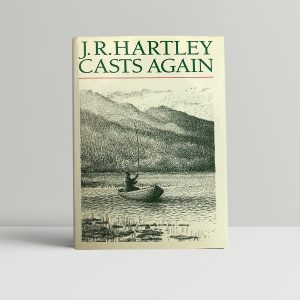 jr hartley casts again first edition1