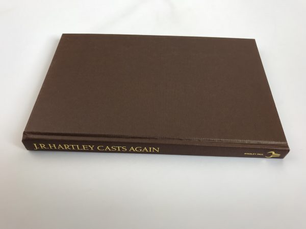 jr hartley casts again first edition3