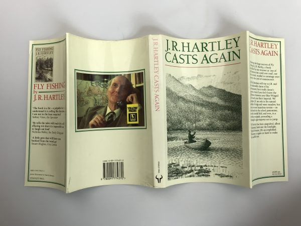 jr hartley casts again first edition4