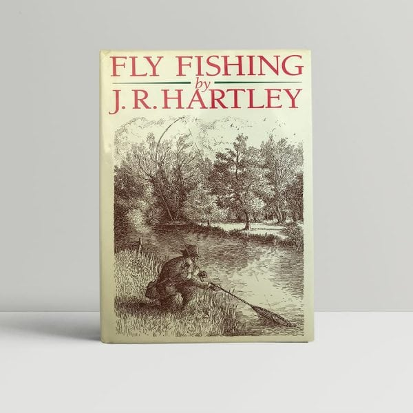jr hartley fly fishing first edition1