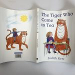 judith kerr the tiger who came to tea signed celebration edition3