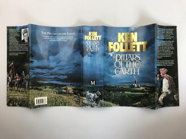 ken follett pillars of the earth first edition4