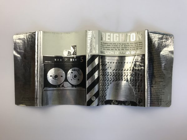 len deighton billion dollar brain first edition4