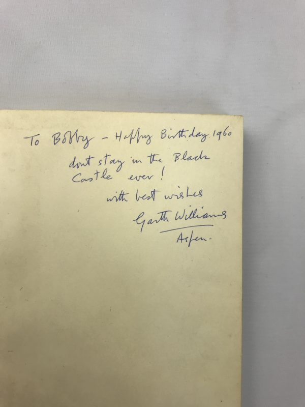 margery sharp the rescuers signed first edition2