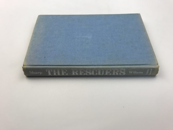 margery sharp the rescuers signed first edition4