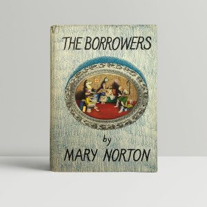 mary norton the borrowers first edition1