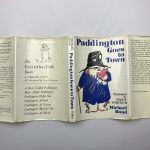 michael bond paddington goes to town first edition4 1