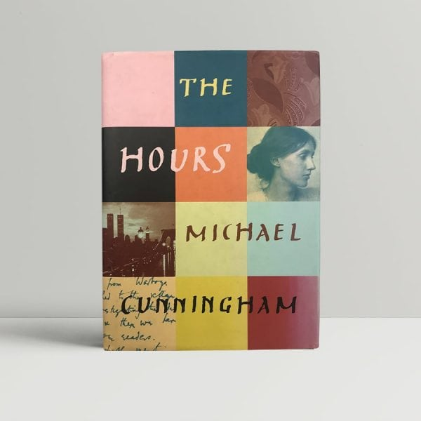 michael cunningham the hours first edition1