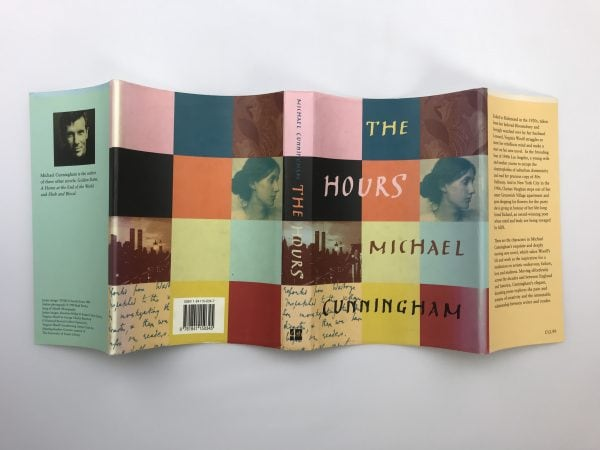 michael cunningham the hours first edition4