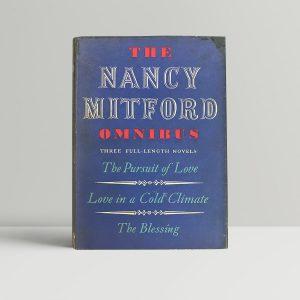 nancy mitford nancy mitford omnibus first edition1