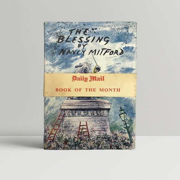 nancy mitford the blessing first edition1