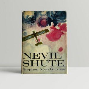 nevil shute stephen morris first edition1 1
