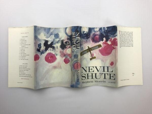 nevil shute stephen morris first edition4