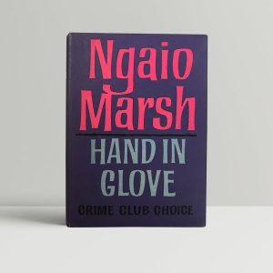 ngaio marsh hand in glove first edition1